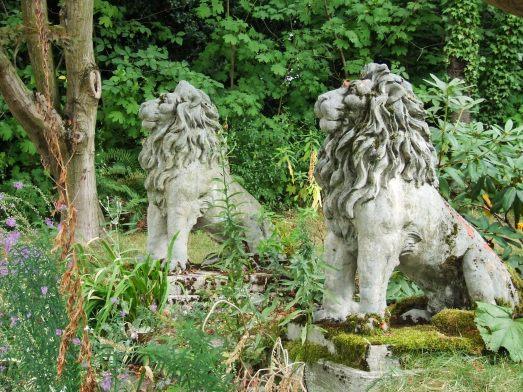 Stone lions 1