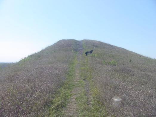 spirit mound final ascent